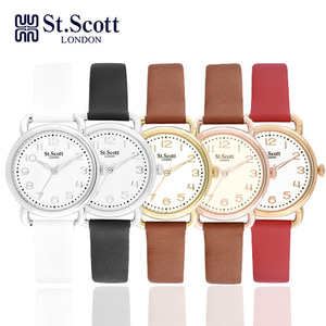 [세인트스코트 St.Scott ] ST1004W / ST1004R (5color)