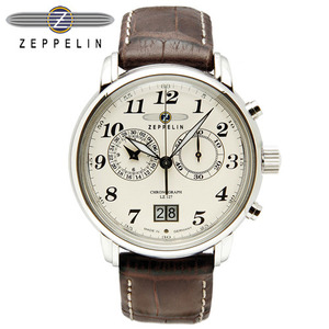[ZEPPELIN 재플린시계]  7684-5 20유-LZ127 Count Zeppelin [우림FMG본사 A/S]  [MADE IN GERMANY]